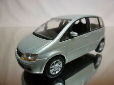 NOREV METAL FIAT IDEA - SILVER 1:43 - GOOD CONDITION
