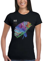 Official Muse The 2nd Law Packshot Women's T-Shirt Song Titles Spectrum Hard