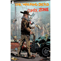 Walking Dead #1 Image Comics 15Th Anniversary Comix Zone Variant Limited to 500