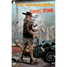 Walking Dead #1 15Th Anniversary Comix Zone Variant Limited to 500! Pre-Sale