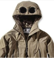 CP Company goggle jacket nycra pro-tek millie miglia olive green Size 50 large