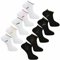 Mens Trainer Socks Tokyo Laundry 5 Pack Sports Gym Branded Active UK Size 6-11