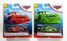 2x Disney Pixar Cars ▪ CHASE RACELOTT & RYAN Inside LANEY ▪  Next-Gen Piston Cup