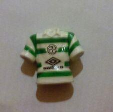 Simon Donnelly Celtic Football Club 13 Camisa Pluma Topper azúcar soplos 1990s en muy buena condición