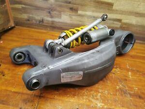 2000 Ducati 748S Rear Swing Arm Shock Suspension Dog Bone Linkage 37010141A