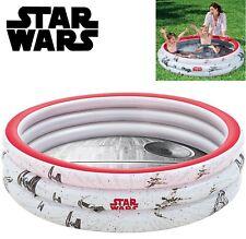 Piscina hinchable para niños Bestway Star Wars 152cm 30cm
