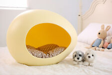 Cute Egg-Shaped Pet House Puppy Doggie Cat Small Animal Indoor Bed Cushion Eb137