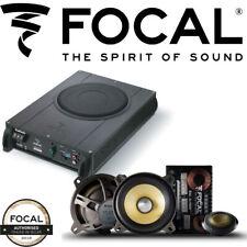 Focal iBus 2.1 UnderSeat Active Subwoofer + ES100K 4