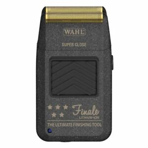 NEW WAHL 5 Star Series Finale Lithium Foil Shaver