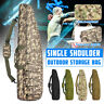 100cm Backpack Tactical Camouflage Gun Storage Case Bag Hunting Padded Rifle Gun