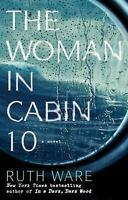 The Woman in Cabin 10, Ware, Ruth,1501132954, Book, Good