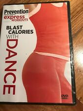 Prevention Express Workouts Dance Dvd New