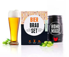 Beer Brewing Kit Wheat Brew Yourself New Yeast Set Present