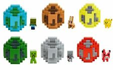 Minecraft Spawn Egg Mini Figures Styles May Vary