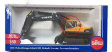 Siku for Volvo Ec 290 hydraulic excavator(without figure )1/50 Diecast Model Car