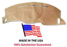 1997-2001 Ford F-150 Beige Carpet Dash Cover Mat Pad FO37-8 Made in the USA