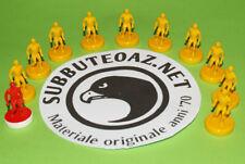SUBBUTEO : Rarissima squadra TOCCER degli anni '90 per il calcio da tavolo -mito