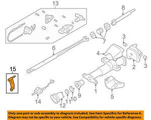 GM OEM Steering Column-Lock 26056147