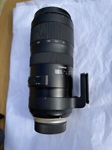 Tamron SP A025 70-200mm F/2.8 VC Di USD Lens For Nikon (G2)