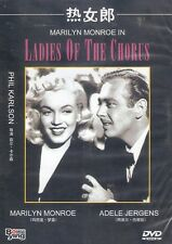 Ladies of the Chorus DVD Marilyn Monroe Adele Jergens NEW R0 B&W Classic RARE