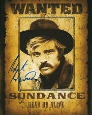 New listing Robert Redford Butch Cassidy And Sundance Kid Signed 8X10 Photo With Coa