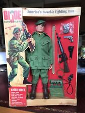 Gi Joe Vintage 7536 Green Beret Window Box Set In Excellent Condition