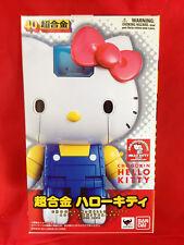 HELLO KITTY 40th Anniversary CHOGOKIN SANRIO 2014 Robot Figure Bandai New SEALED