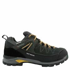 Karrimor Mens Hot Rock Low Walking Shoes Waterproof Lace Up Padded Ankle Collar