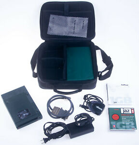 Iomega V1000S 1Gb Jaz Drive External SCSI with Bag and Accessories - Tested