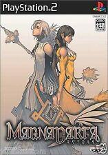 Used PS2 Magna Carta SONY PLAYSTATION JAPAN IMPORT