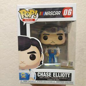 Chase Elliott NAPA POP Vinyl Figure #06 NASCAR Funko DAYTONA New IN-HAND!