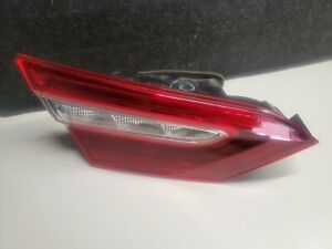 TOYOTA CAMRY INNER TAIL LIGHT DRIVERS FACTORY 18 19 TRUNK OEM 2018 2019