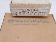 Label  printers by Primark & Monarch