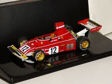 FERRARI 312 B3 #12 N. LAUDA SPAIN GP 1974 50TH FERRARI VICTORY ELITE N5601 1/43