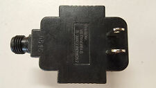 TDC DA-20-12W Class 2 Transformer Power Supply Adapter 120VAC/60Hz
