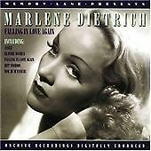 Marlene Dietrich - Falling in Love Again [Solo] (2004) brand new and sealed