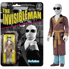 The Invisible Man ReAction Figure