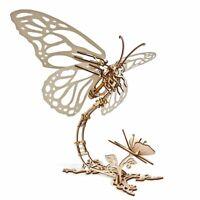 UGEARS Schmetterling mechanische Bausatz Modell