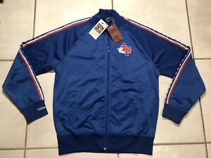NWT MITCHELL & NESS Texas Rangers MLB Cooperstown Collection Jacket Men's Large