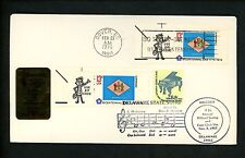 US Postal History States Related Delaware State Song Pictorial 1982 Milford DE