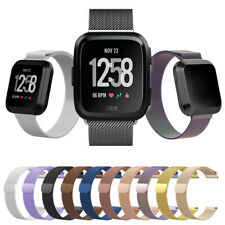 For Fitbit Versa 2/Versa/Lite Milanese Stainless Steel Bracelet Wrist Band L/S