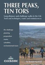 Three Peaks, Ten Tors book by Ronald Turnbull. Walking