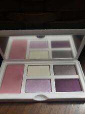 Clinique Limited Edition Eye Shadow Cheek Blush Quad Palette Twinkle Glitter
