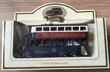 LLEDO KARRIER E6 TROLLEYBUS - ROTHERHAM CORPORATION / ROTHERHAM STAR NOT USED
