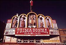 Prima Donna Casino, Reno, Nevada - Vintage Photo Print