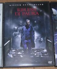 DVD Horror - Riflessi di Paura - Kiefer Sutherland