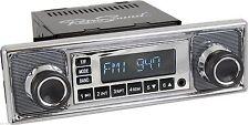 JAGUAR 1961-75; RetroSound ONE C, Auto d'epoca Auto Radio USB + SD