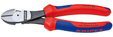 Knipex 74 02 180 High Leverage Diagonal Cutter 180 mm (7402180)