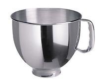 KitchenAid 5-Quart Stainless Steel Replacement Bowl Fits Artisan ksm150ps Models