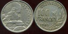 100 francs  1955   cochet